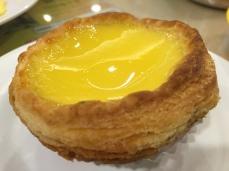 檀島咖啡餅店的人氣蛋撻
