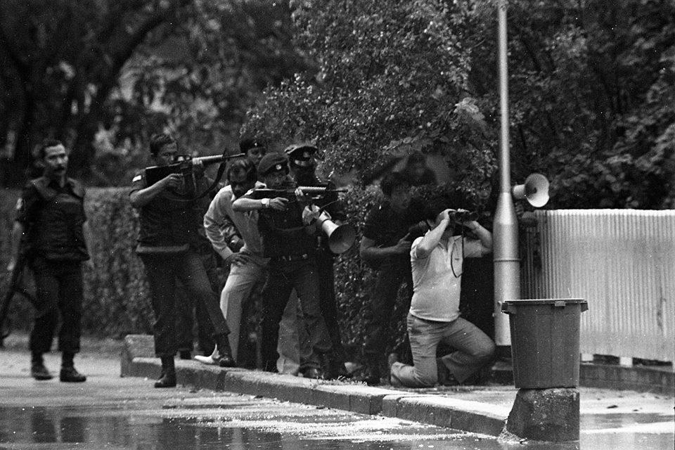 发生于新加坡的安德烈路豪宅劫杀案。
